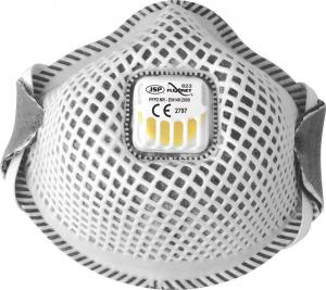 Ochrona dróg oddechowych Maska przeciwpyłowa Flexinet 823, FFP2 V, rozmiar M/L 823,