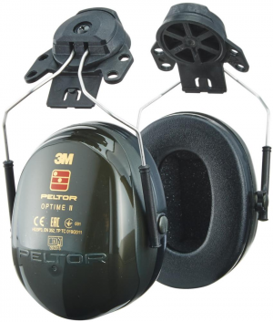 Ochrona słuchu Nauszniki ochronne do kasku Peltor Optime2 H520P3E