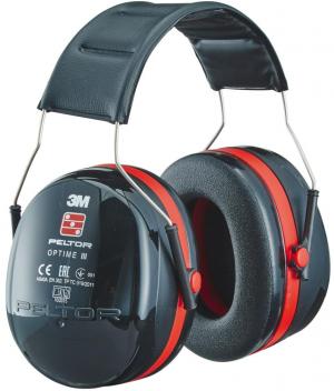 Ochrona słuchu Nauszniki ochronne Peltor Optime3 H540A