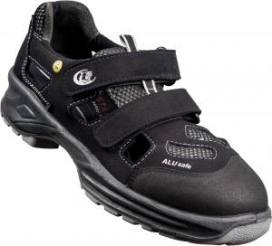 Ochrona stóp Niskie buty 2124A, ESD, S1, rozmiar 47, czarne 2124a,