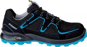 Ochrona stóp Niskie buty 33604 czarny/niebieski, S3, rozmiar 42 33604