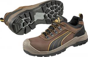 Ochrona stóp Niskie buty 640730, S3, HRO, roz. 45, brązowe Puma