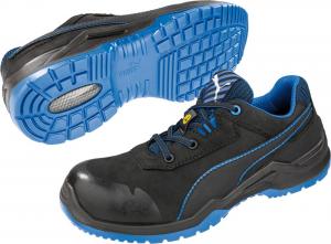Ochrona stóp Niskie buty 644220, ESD, S3, roz. 49, czarny/niebieskiPuma 644220,