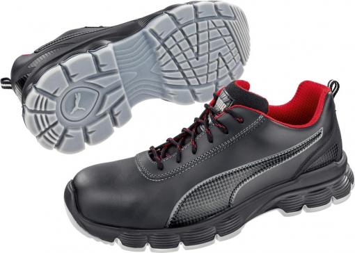 Ochrona stóp Niskie buty CONDOR BLACK LOW, S3, rozmiar 46 Puma black