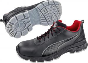 Ochrona stóp Niskie buty CONDOR BLACK LOW, S3, rozmiar 47 Puma black