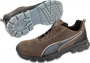 Ochrona stóp Niskie buty CONDOR BROWN LOW, S3, rozmiar 40 Puma brown