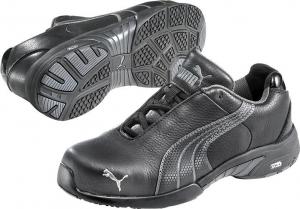 Ochrona stóp Niskie buty damskie 642850, S3, roz. 39, czarne Puma 642850,