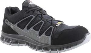 Ochrona stóp Niskie buty Jalcatch, S1P ESD SRC, roz. 45, czarne buty