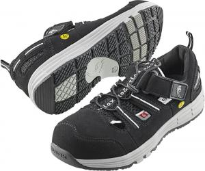 Ochrona stóp Niskie buty Rico2 74112, S1P SRC ESD, rozmiar 43 74112,