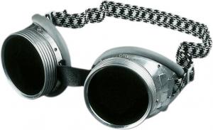 Ochrona oczu Okulary 717 G, Atermiczne, DIN 5, zielone atermiczne,