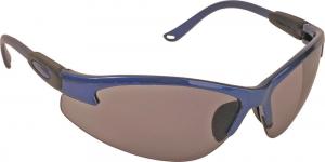 Ochrona oczu Okulary Aquarius, PC, przyciemniane/czarne. aquarius,