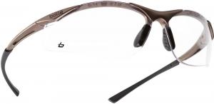 Ochrona oczu Okulary Contour, przezroczyste