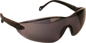 Ochrona oczu Okulary Eclipse, PC, przyciemniane/czarne. eclipse,