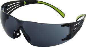Ochrona oczu Okulary Secure Fit 402 AF, PC, szary, AS/AF