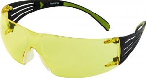 Ochrona oczu Okulary SecureFit 403 AF, PC, żółte, AS/AF