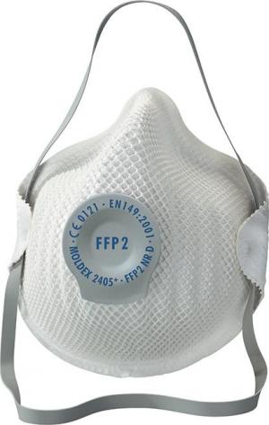 Ochrona dróg oddechowych Półmaska 2405 Classic, FFP2 NR D