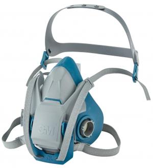 Ochrona dróg oddechowych Półmaska 6501QL, rozmiar S, Quick Release