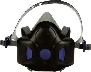 Ochrona dróg oddechowych Półmaska HF-802, rozmiar M, 3M