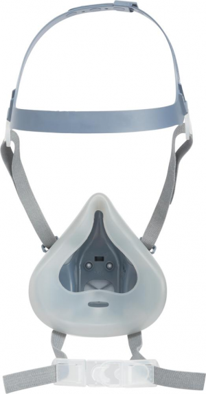 Ochrona dróg oddechowych Półmaska silikonowa 7501, rozmiar S