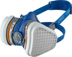 Ochrona dróg oddechowych Półmaska wielokrotnego użytku Elipse A2-P3 RD, rozmiar S/M a2/p3,