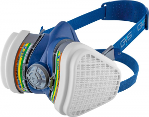 Ochrona dróg oddechowych Półmaska wielokrotnego użytku Elipse ABEK1-P3 RD, rozmiar S/M abek1-p3