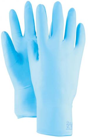 Ochrona rąk Rękawica jednorazowa Dermatril740, rozmiar 6 (opak. 100 szt.)