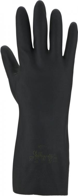 Ochrona rąk Rękawice 3470, rozmiar 9, czarne