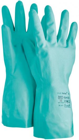 Ochrona rąk Rękawice AlphaTec-Solvex37-675, rozmiar 7 alphatec-solvex37-675,