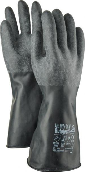 Ochrona rąk Rękawice Butoject 897, rozmiar 8