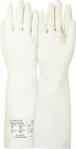 Ochrona rąk Rękawice Cama Clean 708, roz. 8