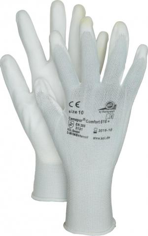 Ochrona rąk Rękawice Camapur Comfort 616+, rozmiar 11