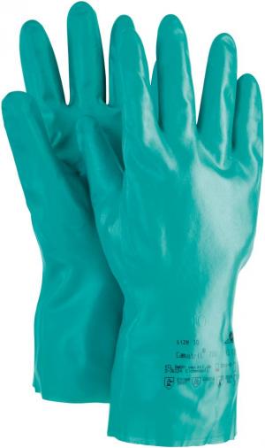 Ochrona rąk Rękawice Camatril 730, 310 mm, rozmiar 8, zielone