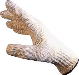 Ochrona rąk Rękawice chroniące przed ciepłem/ do piekarnika Gr. 10 chroniące