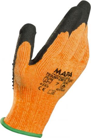 Ochrona rąk Rękawice chroniące przed ciepłem TempDex 720 Gr.9 MAPA