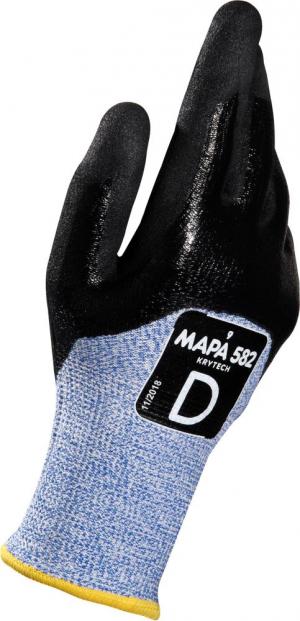 Ochrona rąk Rękawice chroniące przed przecięciem KryTech 582 roz.9 MAPA