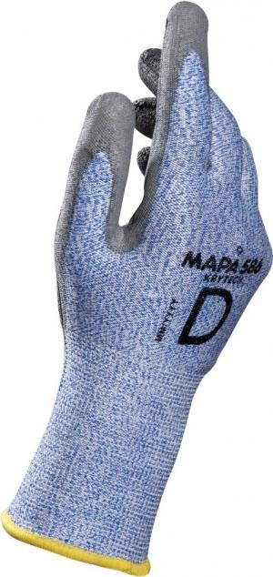 Ochrona rąk Rękawice chroniące przed przecięciem KryTech 586 roz.8 MAPA