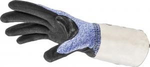 Ochrona rąk Rękawice chroniące przed przecięciem Mitar S EcoGrip roz. 9 W+R chroniące
