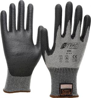 Ochrona rąk Rękawice chroniące przed przecięciem Taeki5, powlekana PU, rozmiar 10 chroniące