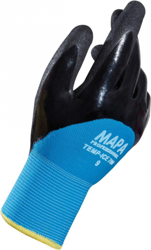 Ochrona rąk Rękawice chroniące przed zimnem TempIce 700 roz. 9 MAPA