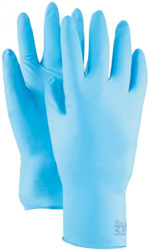 Ochrona rąk Rękawice Dermatril 743 P, rozmiar 9, opak. 50 szt.