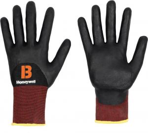 Ochrona rąk Rękawice Diamond Black Skin 3/4 C+G, roz. 8 black
