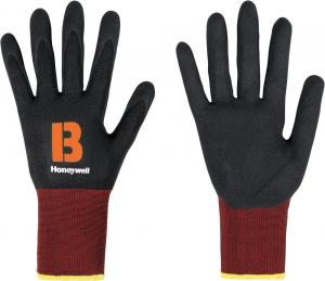 Ochrona rąk Rękawice Diamond Black Skin C+G, roz. 8 black