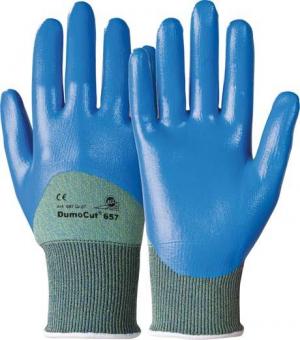 Ochrona rąk Rękawice DumoCut 657, rozmiar 10
