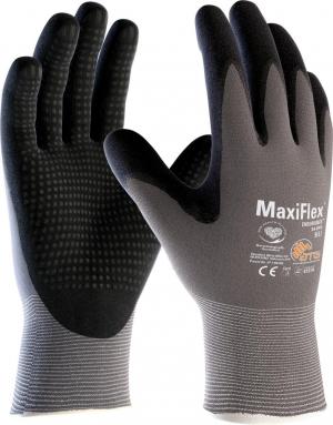Ochrona rąk Rękawice dziane MaxiFlex Ultimate, nylon, rozmiar 12 dziane,