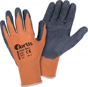 Ochrona rąk Rękawice dziewiarskie Fitter Bau, rozmiar 10, FORTIS bau,