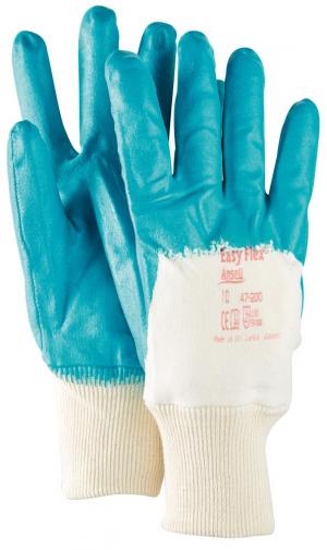 Ochrona rąk Rękawice EasyFlex 47-200, rozmiar 7 47-200,