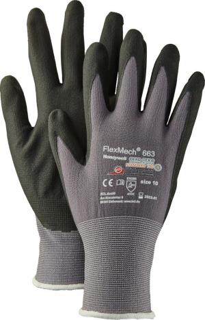 Ochrona rąk Rękawice FlexMech 663, rozmiar 9