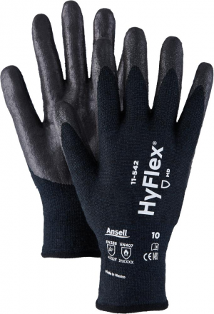 Ochrona rąk Rękawice HyFlex 11-542, rozmiar 9