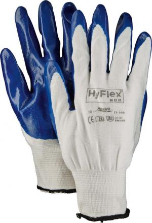 Ochrona rąk Rękawice HyFlex 11-900, rozmiar 8 11-900,