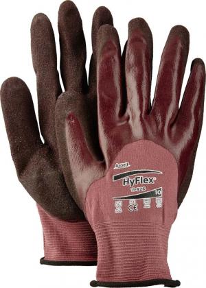 Ochrona rąk Rękawice HyFlex 11-926, fioletowe, 3/4, roz. 8 11-926,